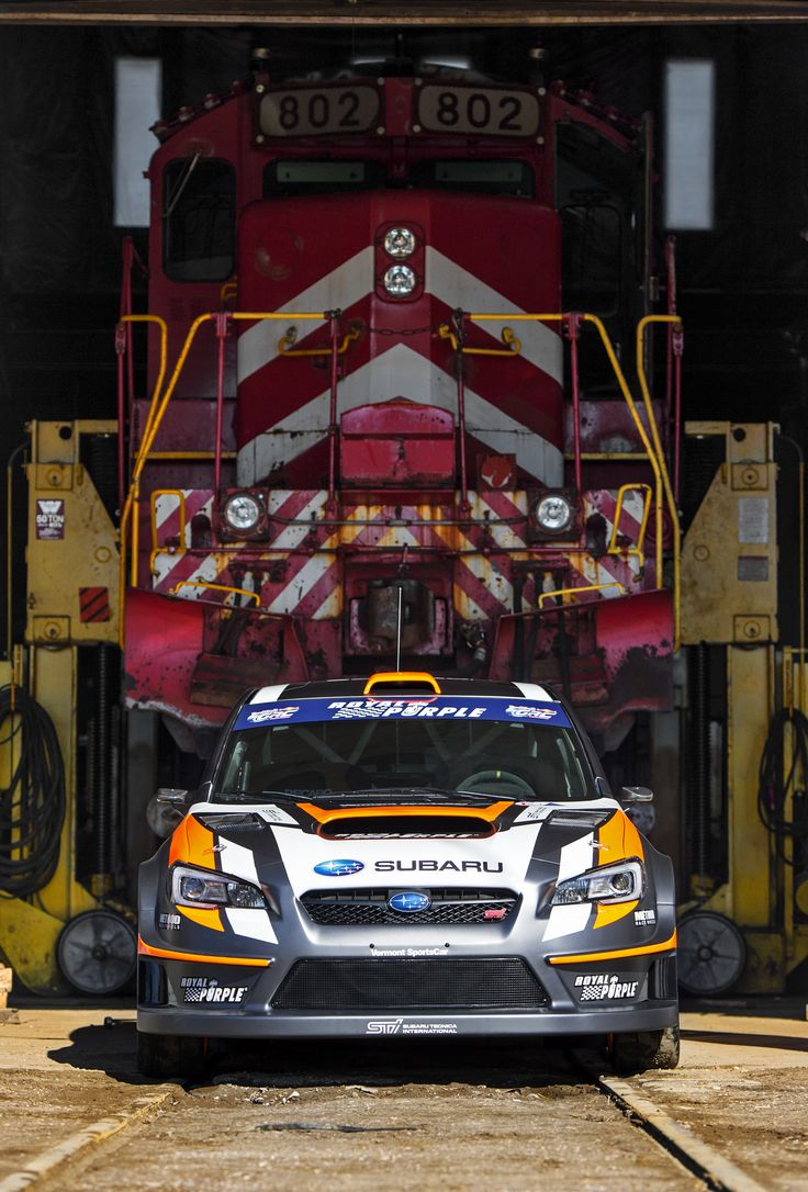 Subaru's New 2015 Rallycross Car Is Impossibly Fast