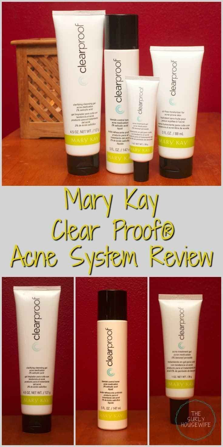 Thinking Of Purchasing Mary Kay Clear Proof Acne