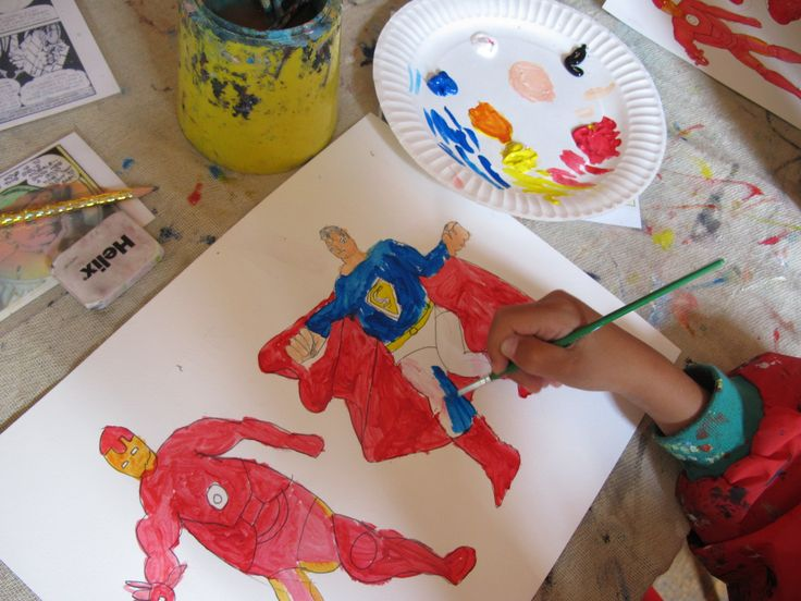 **DO YOUR KIDS LOVE SUPERHEROES?**  Why not book them onto a workshop to learn how to draw Superman, Iron Man, the Incredible Hulk or Captain America.  For details and to book visit: www.FineArt4Kids.com
