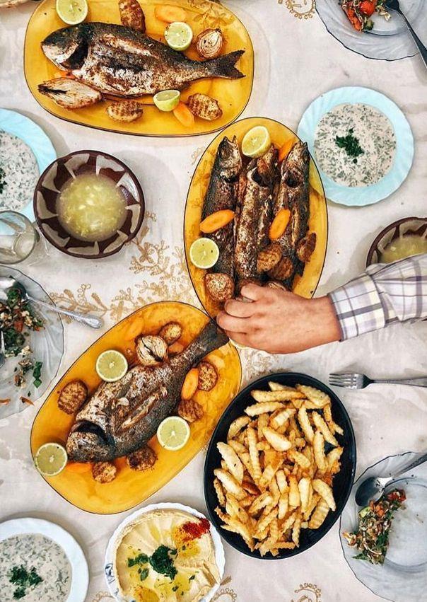 أكلات اللاذقية Syrien