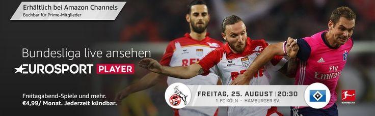 Die Fußball-Bundesliga für Prime-Mitglieder: Bundesliga live und mehr Premium-Sport ab sofort auf Amazon Channels - http://aaja.de/2ve0x4R