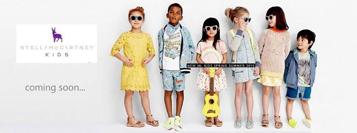 stella mccartney kids!  cool!!!  www.cocochic.it