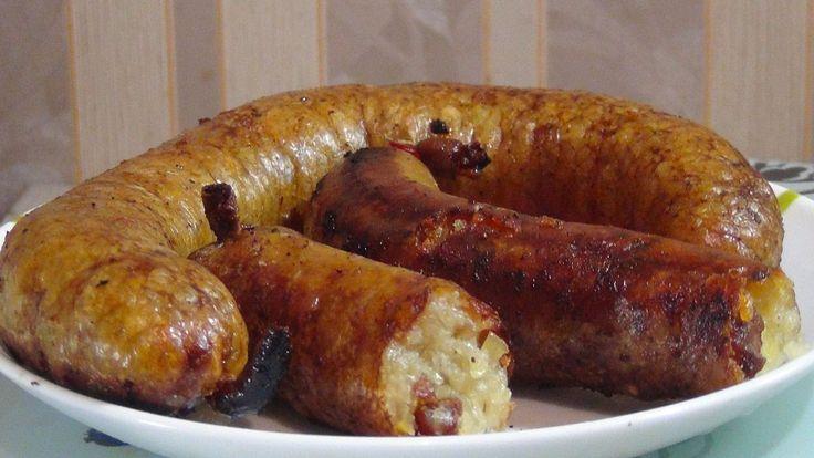 Картофельная колбаса- это безумно вкусно   (Potato sausage)