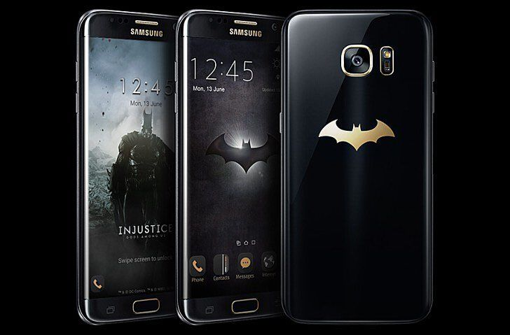 Samsung Galaxy S7 Edge Injustice Edition is expected to go official on June 2016. Are you planning to get yours? Photo credit: Samsung #techindo #technology #news #samsung #samsunggalaxy #galaxy #galaxys7 #s7 #s7edge #android #injustice #batman by tech_indo on Instagram https://goo.gl/9JYXYP