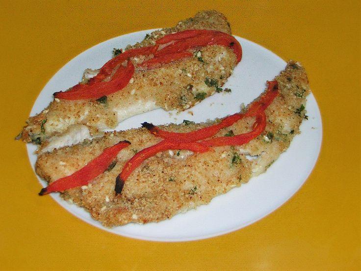 Filetti+di+gallinella+al+forno