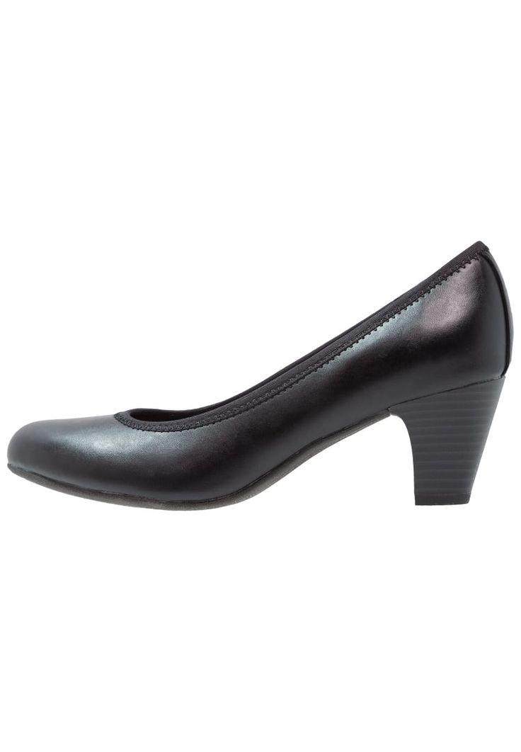 ¡Consigue este tipo de zapato de tacón de S.Oliver RED LABEL ahora! Haz clic para ver los detalles. Envíos gratis a toda España. S.Oliver RED LABEL Tacones black: s.Oliver RED LABEL Tacones black Zapatos   | Material exterior: piel de imitación de alta calidad, Material interior: tela, Suela: fibra sintética, Plantilla: cuero de imitación | Zapatos ¡Haz tu pedido   y disfruta de gastos de enví-o gratuitos! (zapato de tacón, tacones, tacon, tacon alto, tacón alto, heel, heels, schuh...