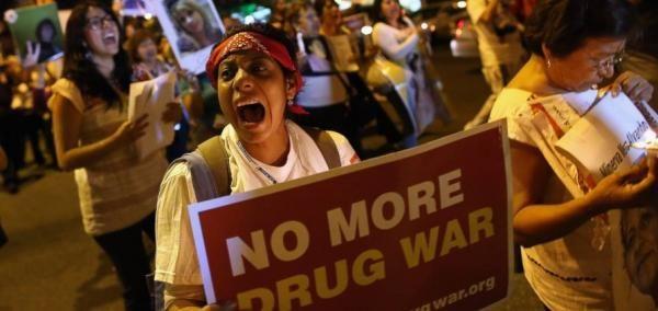 Perang Narkoba di Meksiko Tewaskan 35 Orang