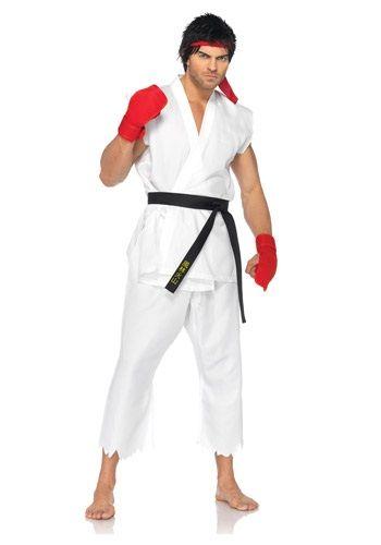 Ryu cosplay