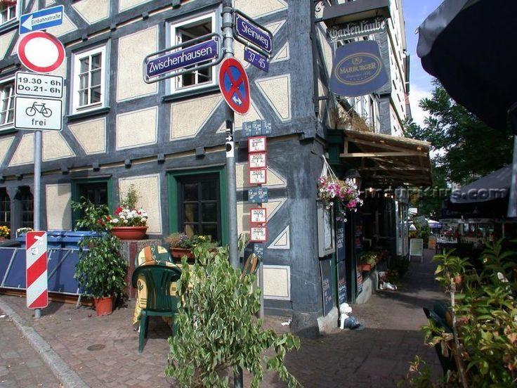Mauritius Marburg an der Lahn - Eckkneipe : Deutschland (Germany)