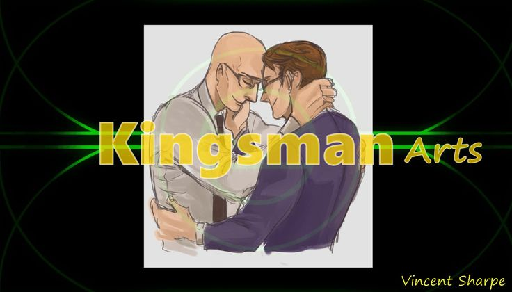 KIngsman art 12 -  Everytime we Touch