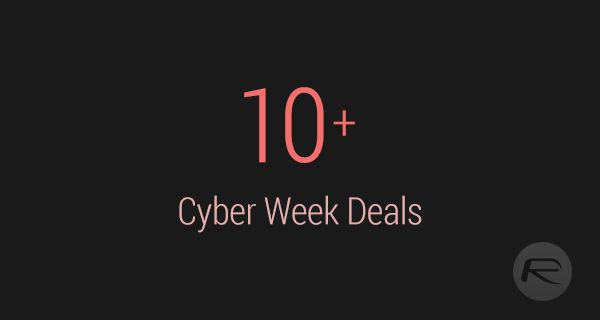 10+ Cyber Week Deals: $400 Off MacBook Pro Touch Bar, iPhone X Battery Case, $26 Destiny 2, Magic Trackpad 2, More