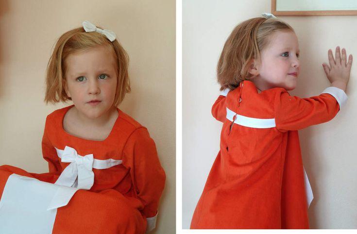 robes Suzanne à manches trois quarts