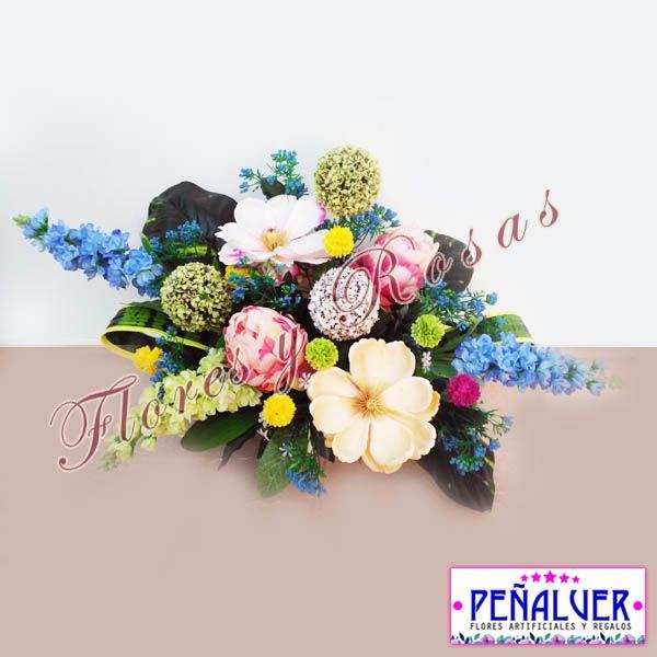Centro de flores para cementerio - CEM1650