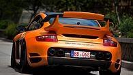 Gemballa Porsche 911 Carrera 4 Avalanche GTR 800 EVO-R 2001