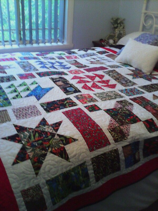 My lovely #New Zealand #quilt