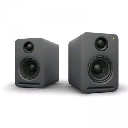 Nocs NS2 Industrial Grey draadloze studiomonitor (set van 2)