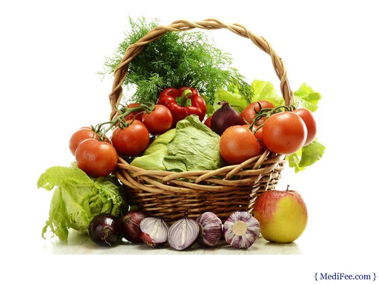 #Healthy vegetables