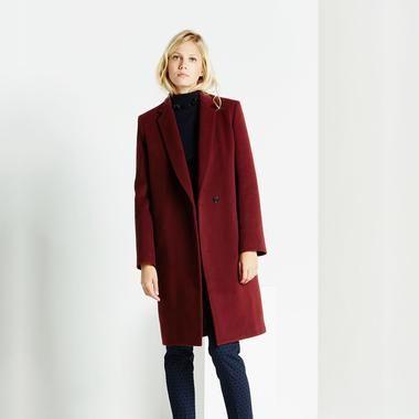 Des manteaux classiques, intemporels et chics : Claudie Pierlot