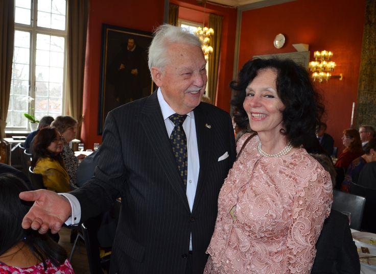 c:a 110 gäster samlades denna Lördag den 8 April, 2016 på Djursholm slott för att fira allas vår fantastiska Gösta Malmengård som fyllde 80 år just denna dag. Idel förnäma gäster var inbjudna till …
