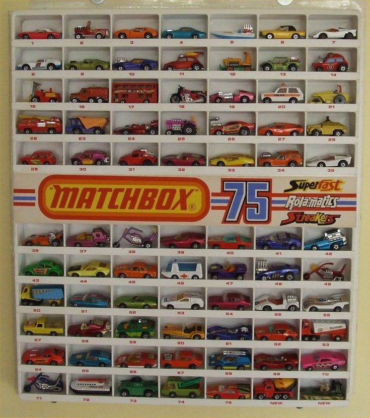 How To Build A Display Case For Diecast Cars