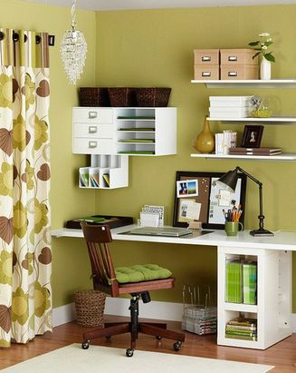 since B and I are going to have to start sharing an office space we are going to need some serious organization tools