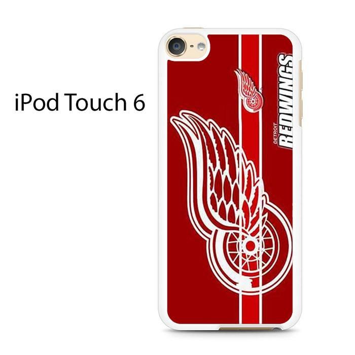 Detroit Red Wings Nhl Logo Ipod Touch 6 Case
