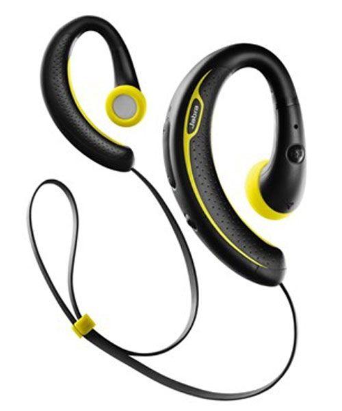Jabra Sport Plus Bluetooth Headset Zwart