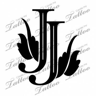 oltre 1000 idee su tatuaggio lettera j su pinterest