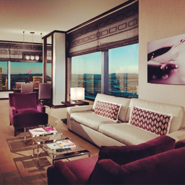 'Tis the season to experience Las Vegas. Stay at Vdara Hotel & Spa next time you're in town and see the strip in a different light.