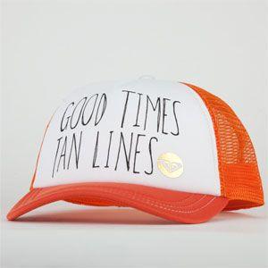 ROXY Dig It Womens Trucker Hat