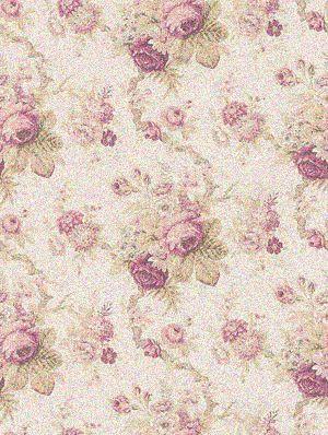 фон для дневника Викторианский узор с розами