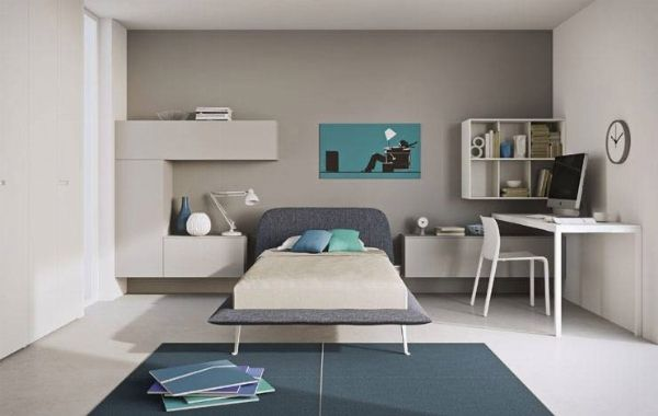 In camera da letto il colore è importante! Vediamo quali colori scegliere e come stratagemmi utilizzare al di là delle vernici! http://www.arredamento.it/colori-pareti-camera-da-letto.asp #cameradaletto #colore #pareti #vernici