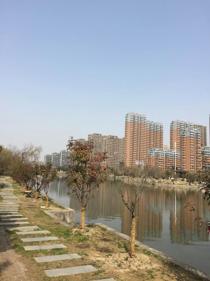 My hometown --small and peaceful town in East China