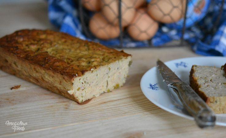 Cake au thon IG bas 3