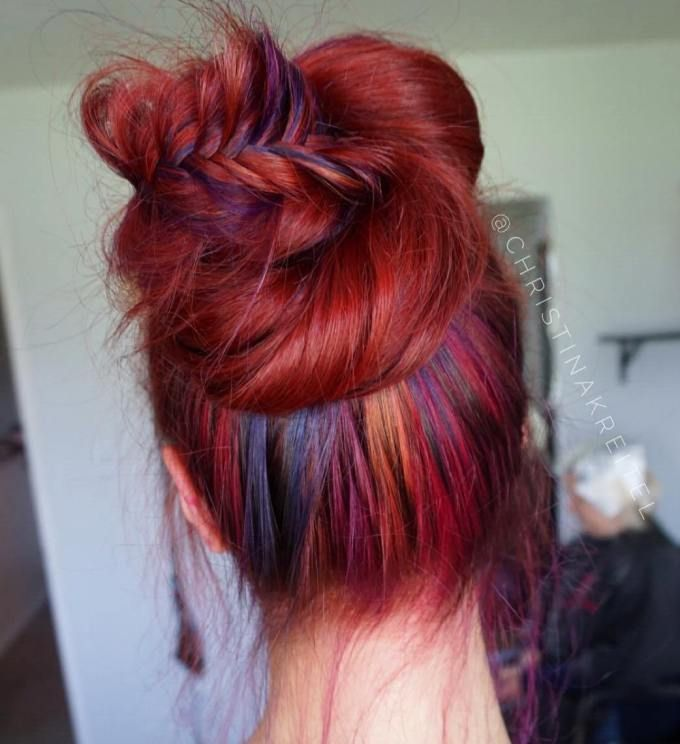 The 25 best red hair with highlights ideas on pinterest red the 25 best red hair with highlights ideas on pinterest red highlights auburn hair with highlights and red hair with blonde highlights pmusecretfo Images