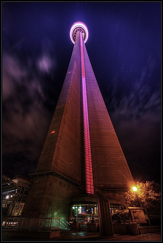 CN Tower, Toronto, OntarioCn Tower, Home Canada