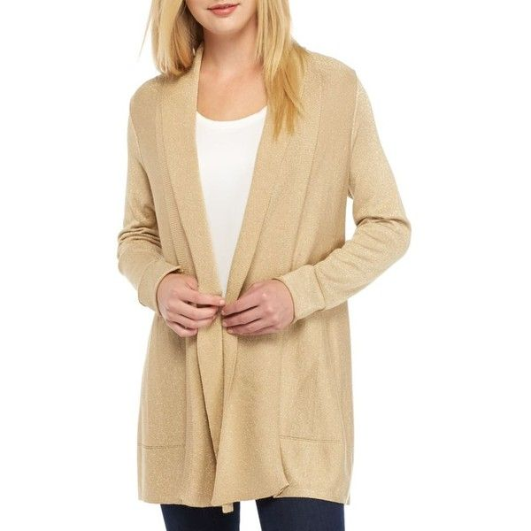 Best 25  Metallic cardigans ideas on Pinterest | Gold cardigan ...
