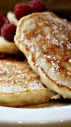 Biggest Loser Oatmeal Pancakes Recipe ~ Once you try these, you will never go back.