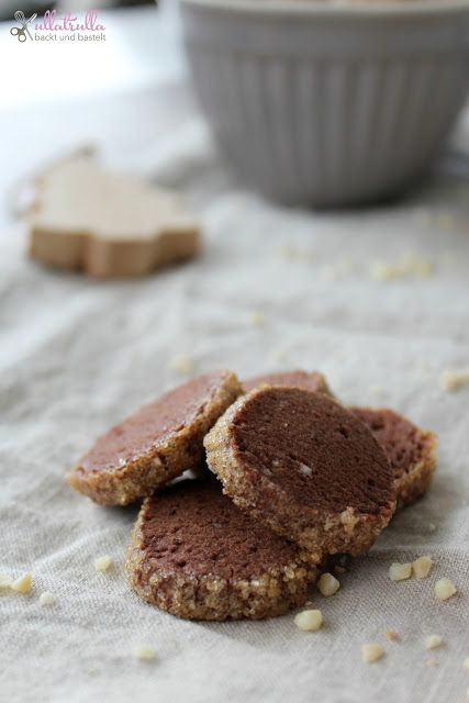 Rezept für Heidesand mit Schokolade von ullatrullabacktundbastelt: http://ullatrullabacktundbastelt.blogspot.de/2015/11/stille-nacht-heilige-nacht.html