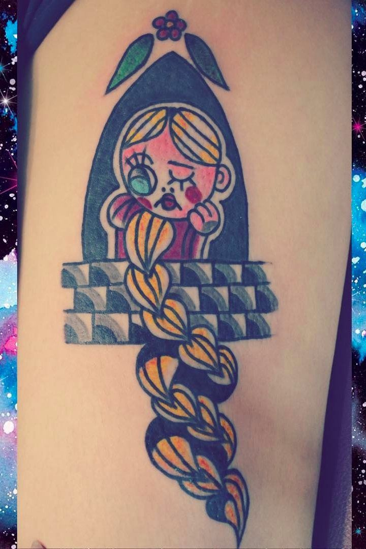 40 Fairy Tale Tattoos That Will Make You Believe in Real Magic