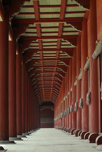 海外旅行世界遺産 宗廟(チョンミョ) 宗廟(チョンミョ)の絶景写真画像ランキング  韓国