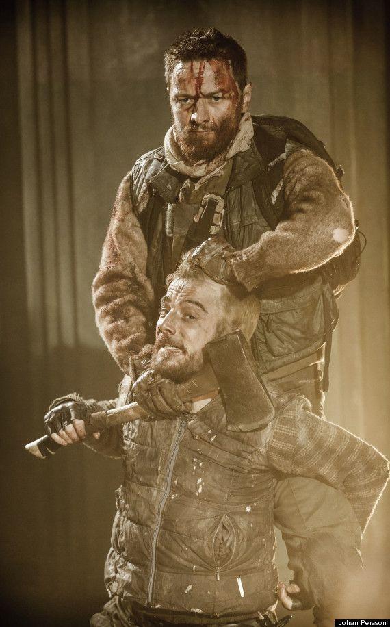 Macbeth @ Trafalgar Transformed