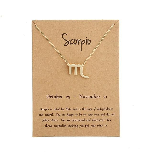 Scorpio Swing Pendant