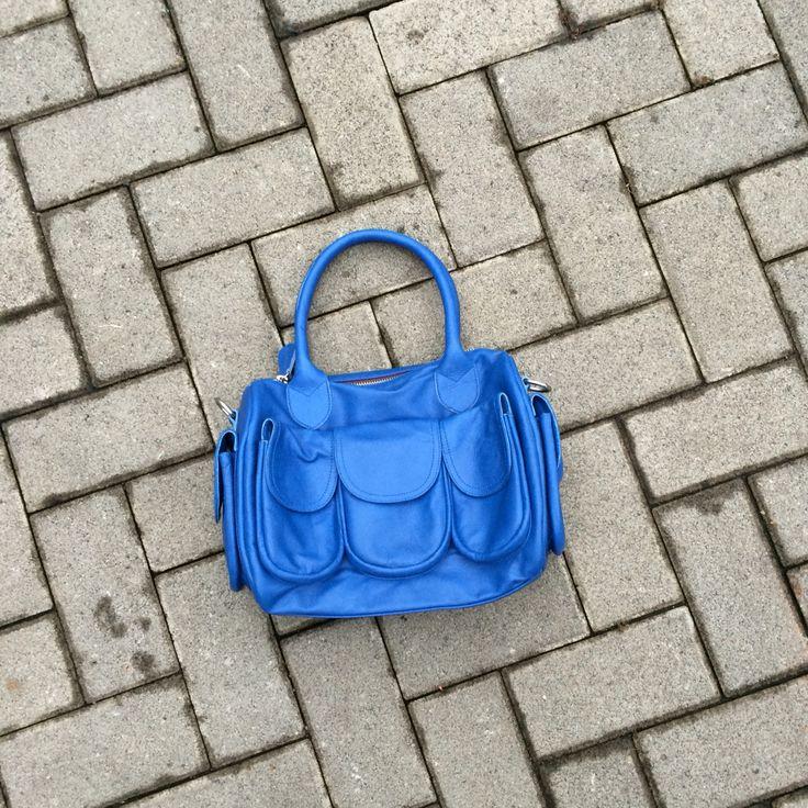 Speedy Blue bag