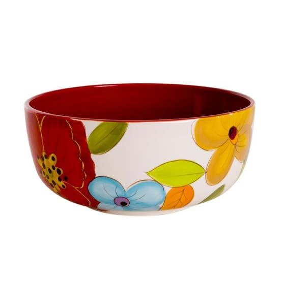 Laurie Gates bowl - a perfect addition to the summer table, and a lovely gift for newly-weds! £24.50 from harpermack.com