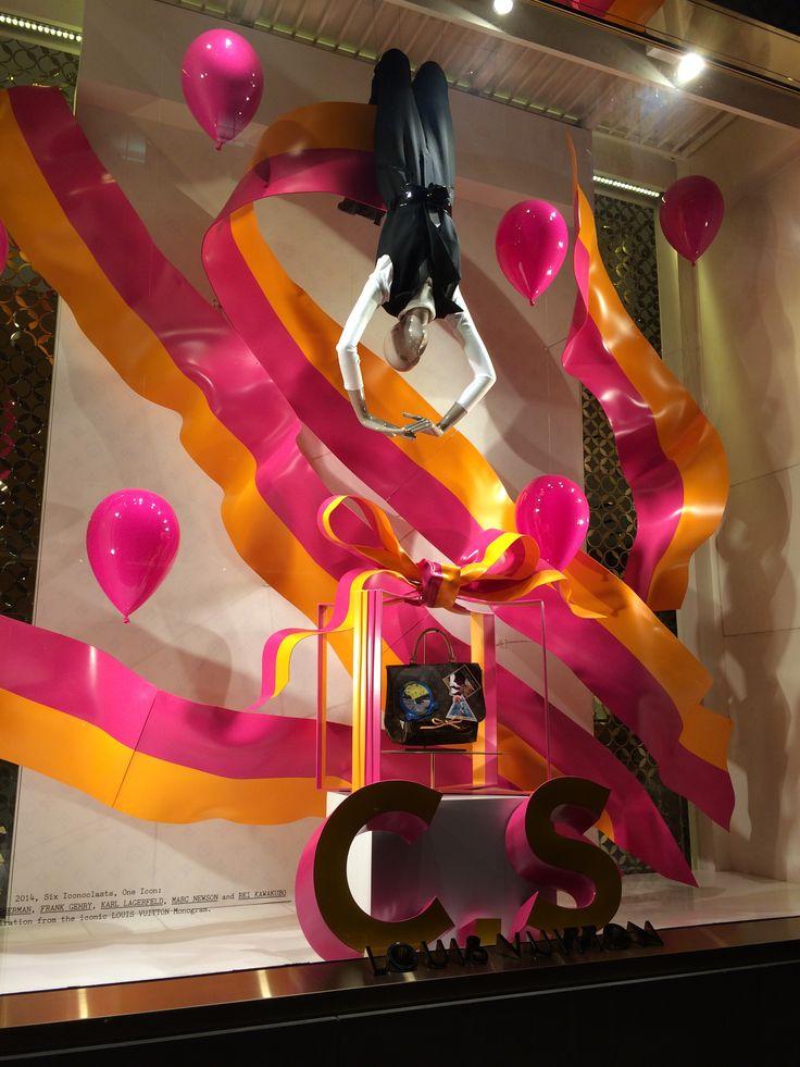 LV Collab W/ Cindy Sherman 'Celebrating Monogram'