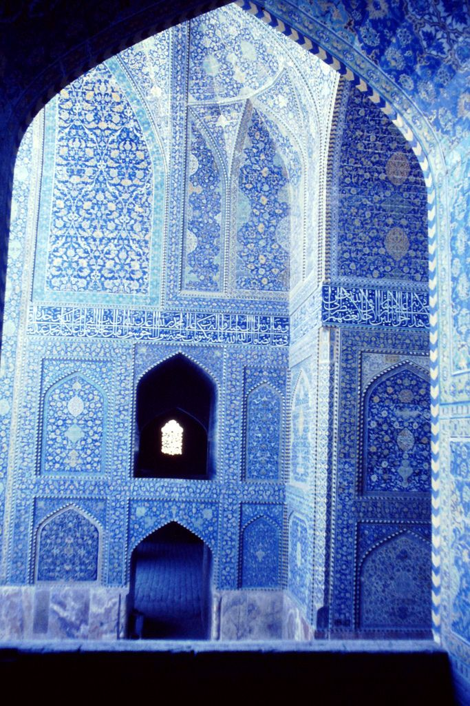Isfahan, Iran | ....the Lotfollah Mosque, best example of the splendors of the Abassides.
