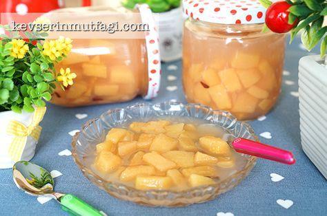 Şekersiz Ayva Reçeli Tarifi | Kevserin Mutfağı - Yemek Tarifleri