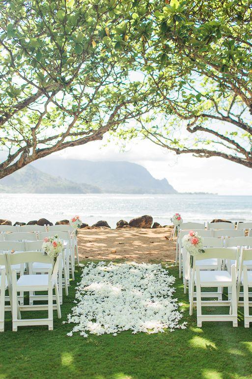 St Regis Kauai Wedding Photo By Sea Light Studios