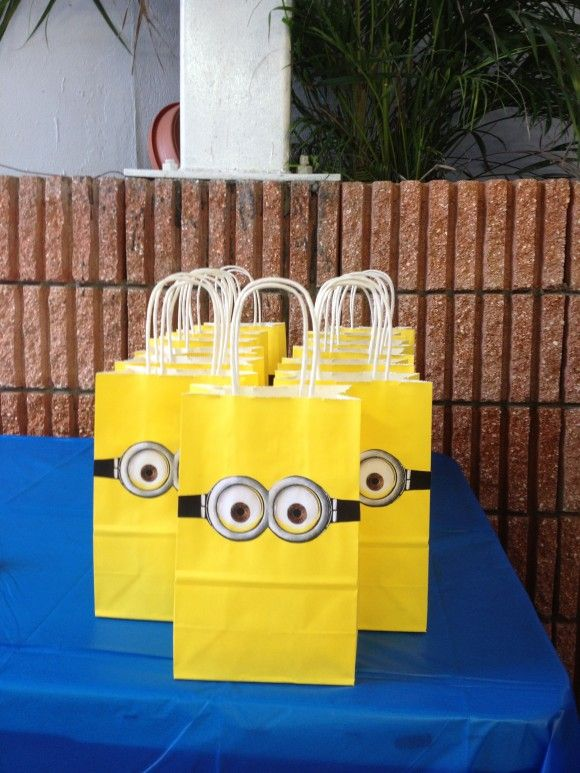7 Things You Must Have at Your Despicable Me Party | Catch My Party